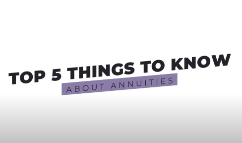 top 5 annuity facts